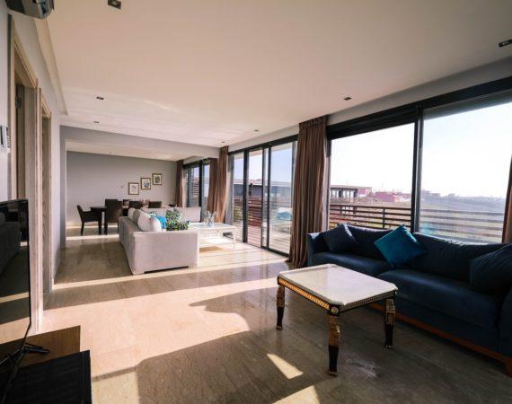 Hyggeligt og moderne hjem